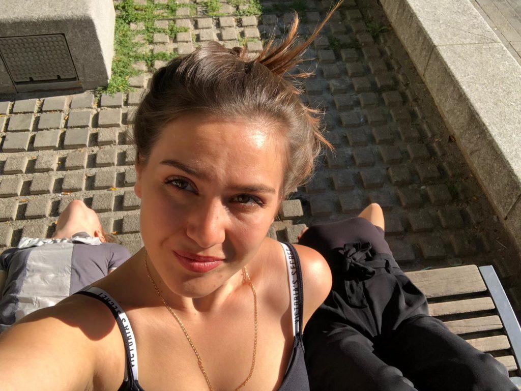 Anna Vololaire européenne Slovaque