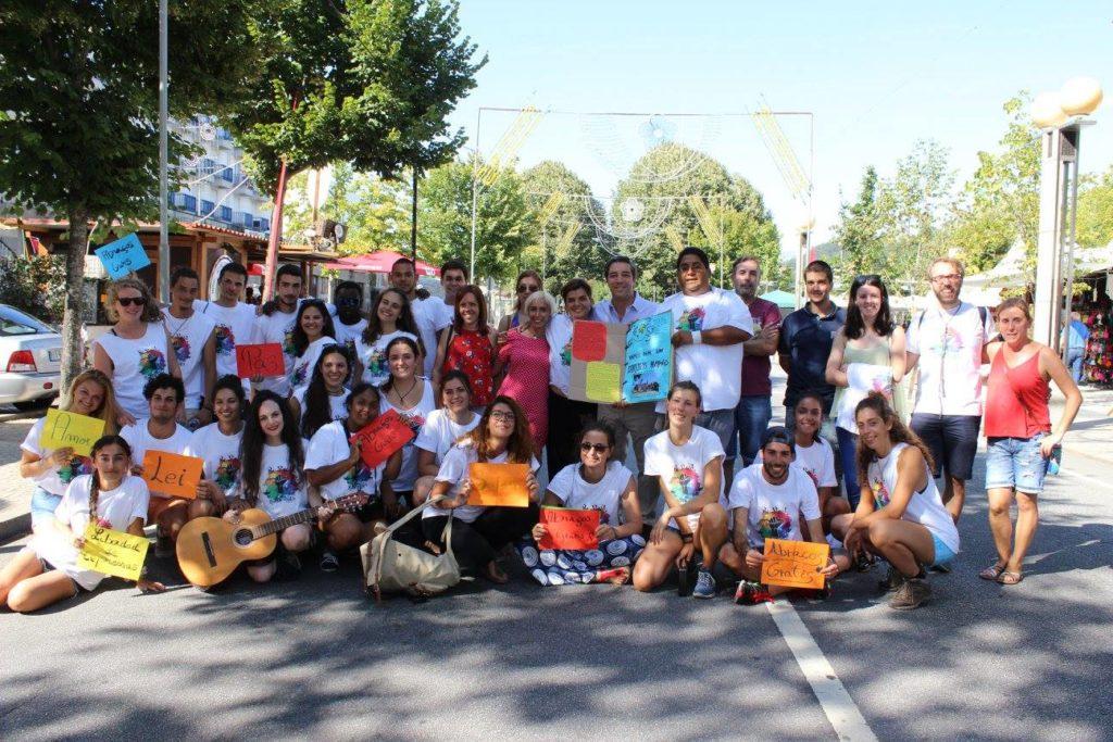 Echange de jeune au Portugal